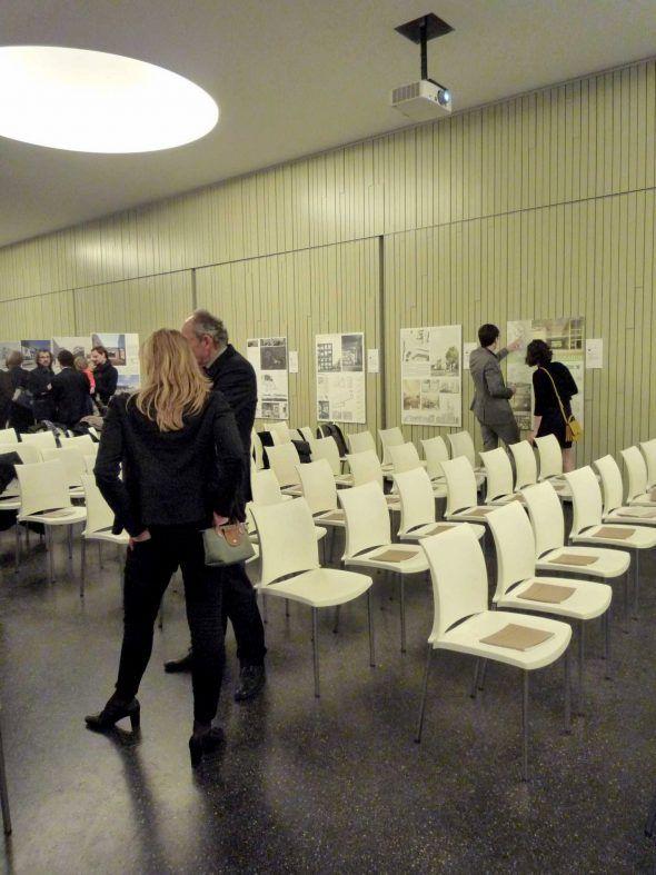 Preisverleihung Architektur-Preis des BDA Sachsen 2016 in Dresden