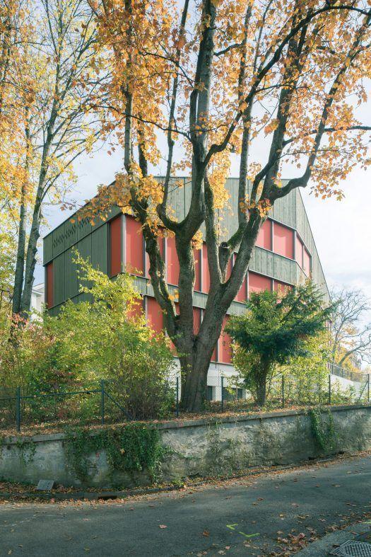 architekturbüro wolfgang rossbauer, Hort Ilgen, Zürich-Hottingen, 2009 – 2015, Foto: D. M. Wehrli