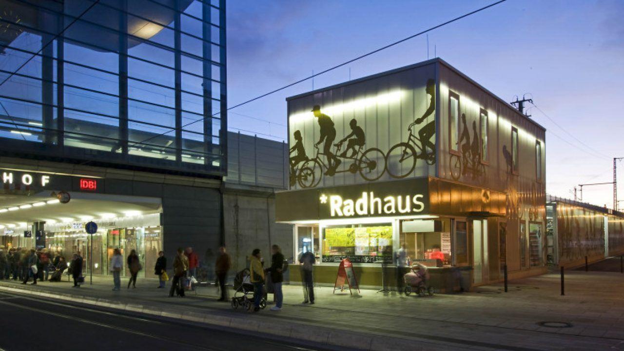 bund deutscher architekten radhaus fahrradstation ice. Black Bedroom Furniture Sets. Home Design Ideas