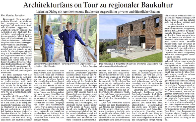 Quelle: Passauer Neue Presse vom 5. Oktober 2015