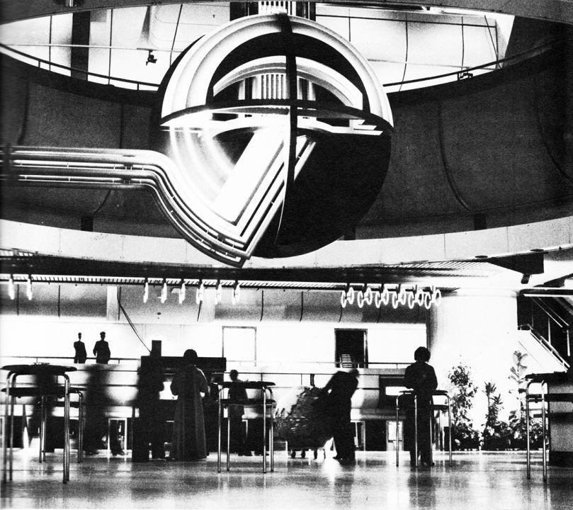 Foto: Gerhard Ullmann, aus DB Deutsche Bauzeitung 7/79