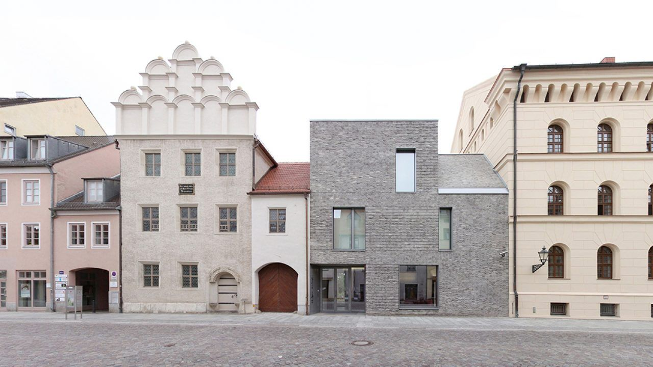 dietsch & weber architekten, Melanchthonhaus Wittenberg; ©ditzsch & weber