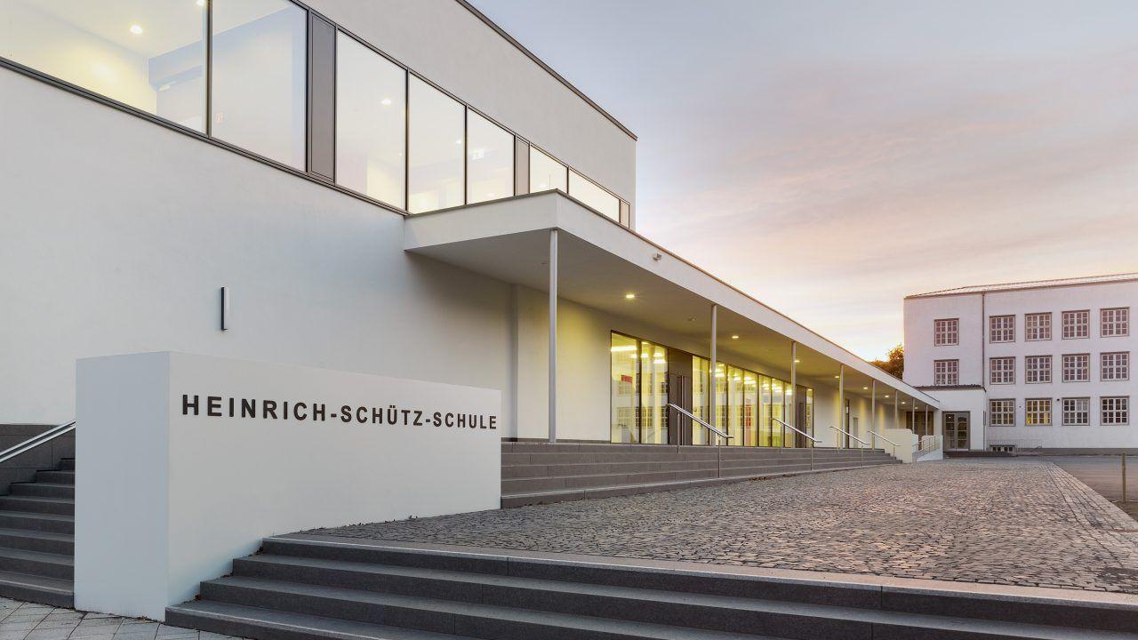 Architekten In Kassel bund deutscher architekten erweiterung heinrich schütz schule kassel