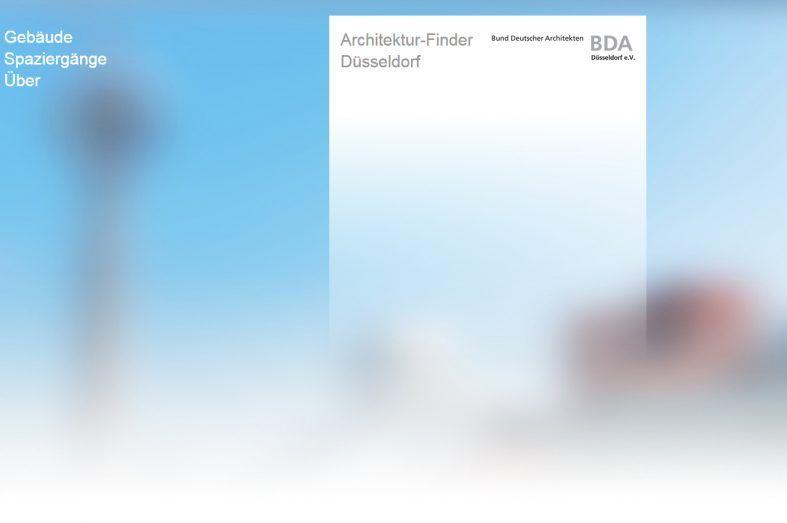 Startseite Architekturfinder