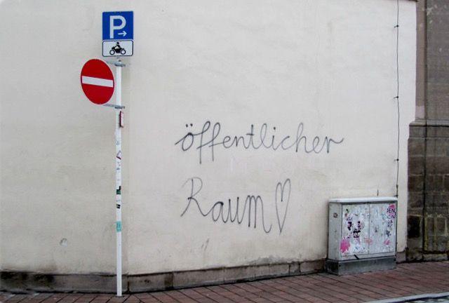 Bamberg, an der Ecke Fleischstraße/Heumarkt oder überall. Foto: Martin Höppl, München