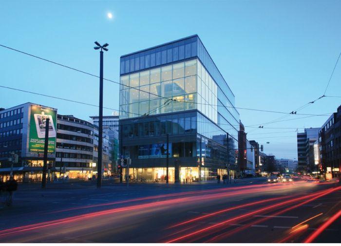bund deutscher architekten kaufhaus brillissimo bremen. Black Bedroom Furniture Sets. Home Design Ideas