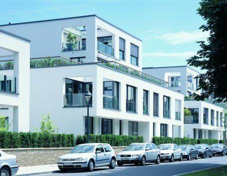 bund deutscher architekten wohnbebauung orsoyer stra e. Black Bedroom Furniture Sets. Home Design Ideas