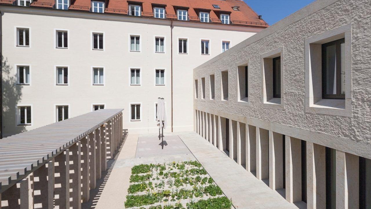 Bund deutscher architekten lebendige steine i umbau und - Architekten regensburg ...