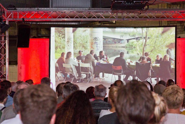 BDA ArchitekturZeit 2016 im Ihme-Zentrum Hannover Foto: Andreas Bormann