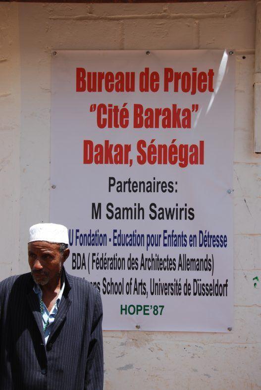 Baubuero BDA Duesseldorf, Baraka, Senegal