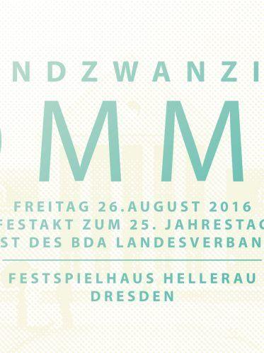 Einladung Sommerfest 2016 BDA Sachsen