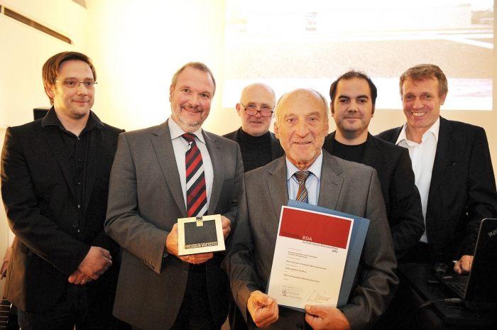 Architekt Kaiserslautern bund deutscher architekten bda architekturpreis rheinland pfalz