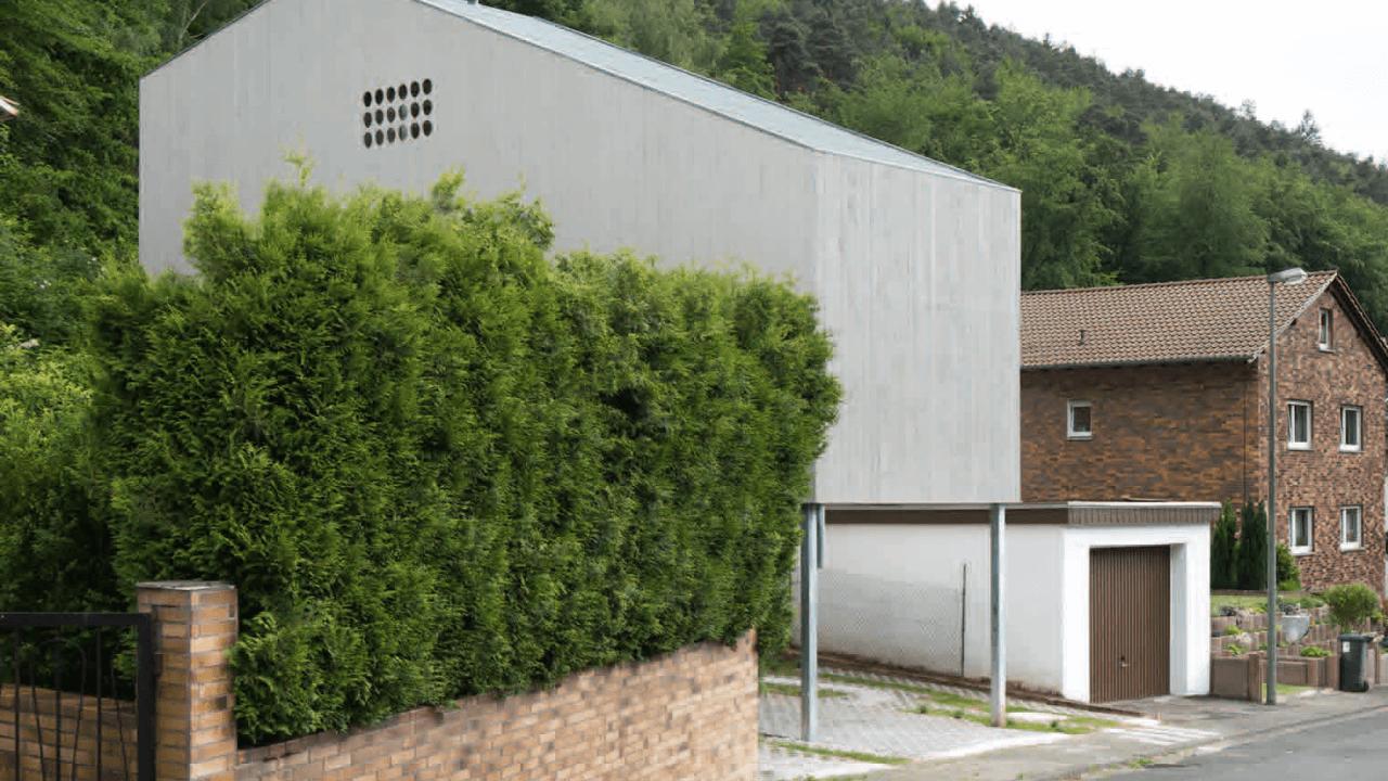 Bund Deutscher Architekten Ein Kleines Haus Hohenecken