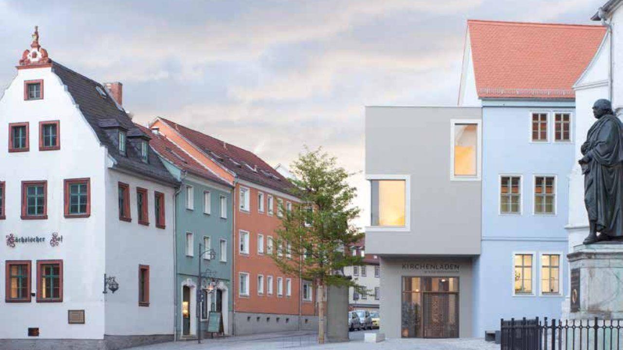 Architekten Weimar bund deutscher architekten herderzentrum weimar