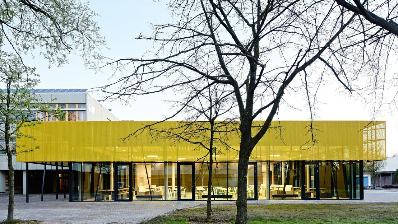 Architekten Bremerhaven bund deutscher architekten mensa schulzentrum carl ossietzky