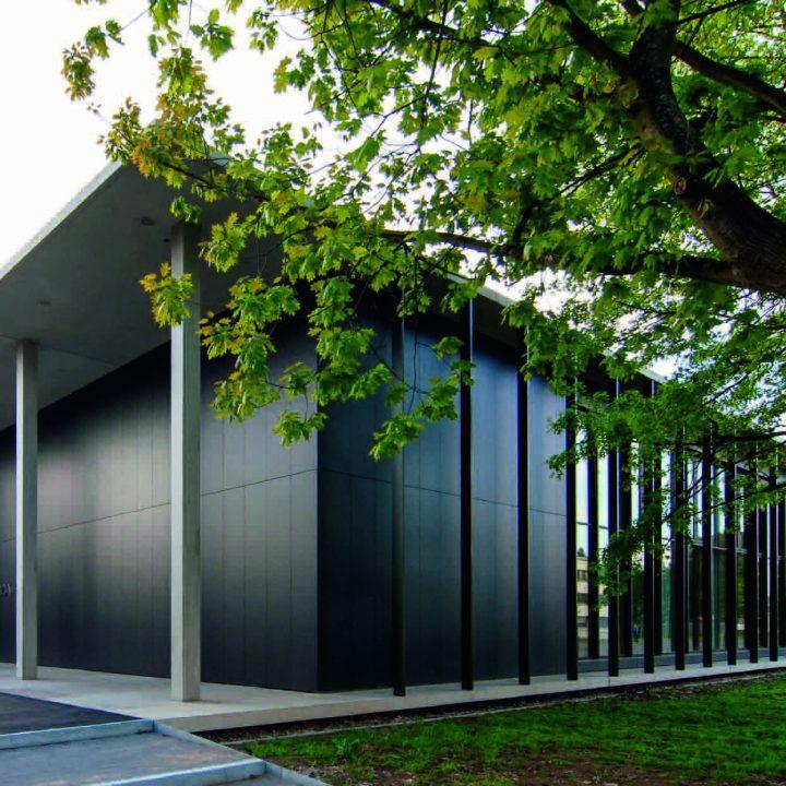 bund deutscher architekten neubau stefan andres gymnasium mit mensa und b rgerzentrum schweich. Black Bedroom Furniture Sets. Home Design Ideas