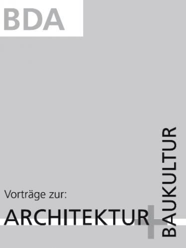 Startseite NM Architektur + Baukultur