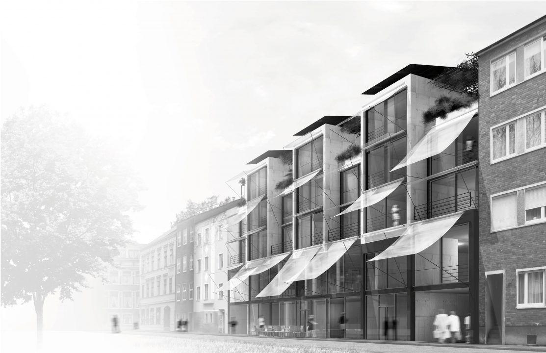 bund deutscher architekten gemeindezentrum neuss. Black Bedroom Furniture Sets. Home Design Ideas