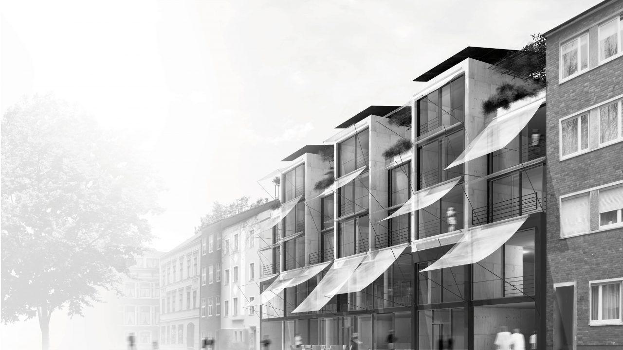 Bund Deutscher Architekten Gemeindezentrum Neuss