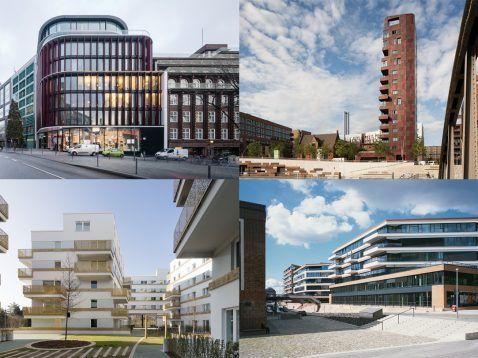 Fotos (im Uhrzeigersinn): HG Esch, Christian Richters, Ralf Buscher, Werner Huthmacher