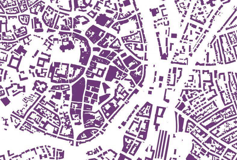 Titel: © OpenStreetMap-Mitwirkende openstreetmap.org / SCHWARZPLAN.eu