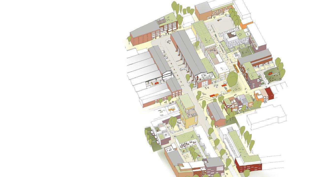 Kolbenhöfe, coido architects