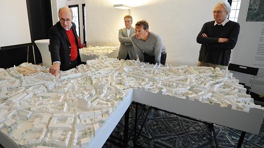 Architekt Aachen bund deutscher architekten stadtmodell aachen