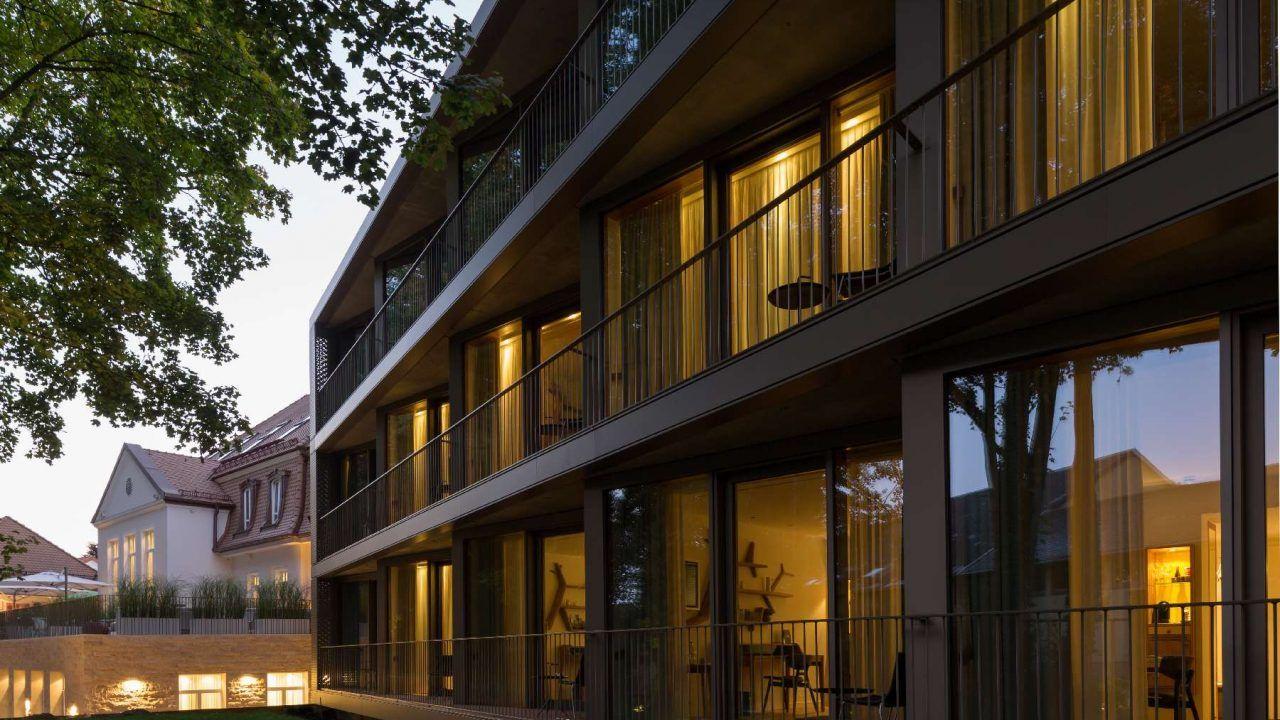 Cbag Architekten bund deutscher architekten hotel la maison