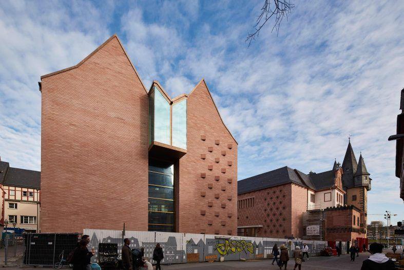 bund deutscher architekten mittendrin das museum als. Black Bedroom Furniture Sets. Home Design Ideas