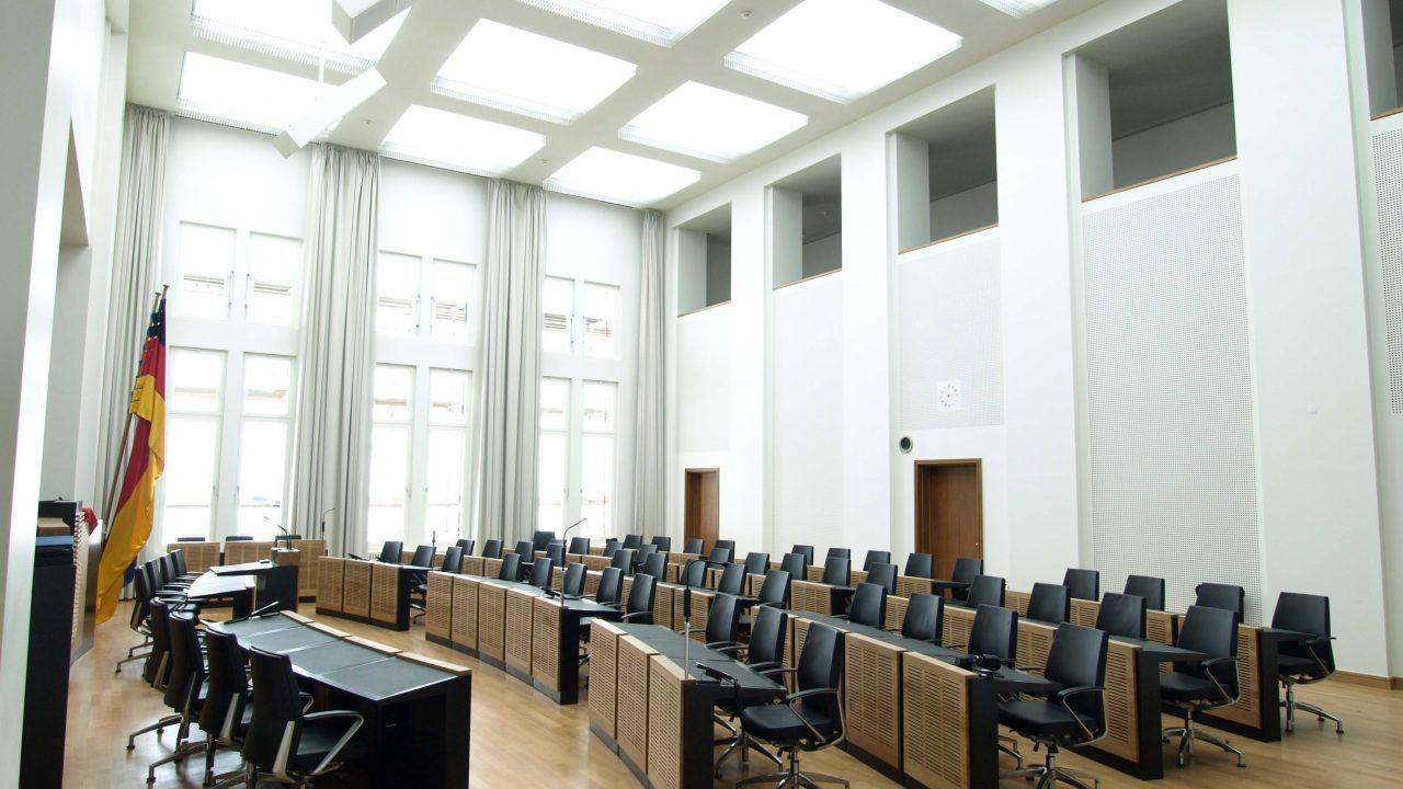 Bund deutscher architekten umbau und sanierung landtag for Architekturburo saarbrucken