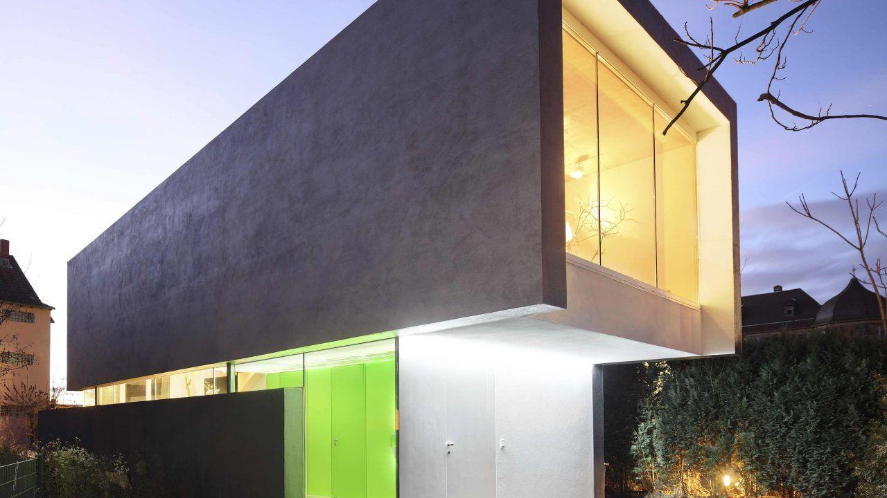 bund deutscher architekten haus walter frankfurt am main. Black Bedroom Furniture Sets. Home Design Ideas