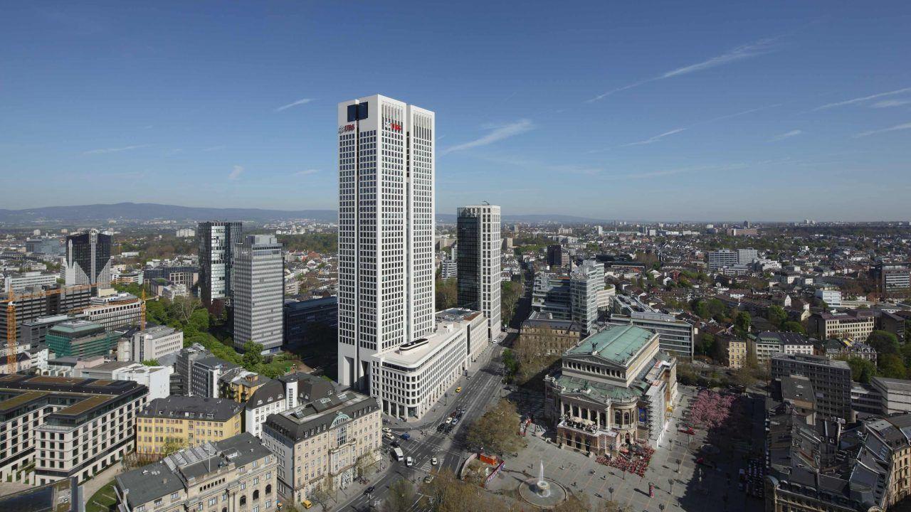 Bund Deutscher Architekten Opernturm Frankfurt Am Main