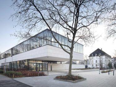 Eibe Sönnecken, Darmstadt