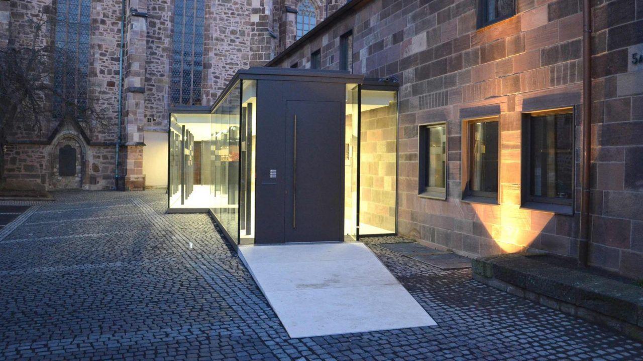 Architekten In Kassel bund deutscher architekten umbau des gemeindezentrums