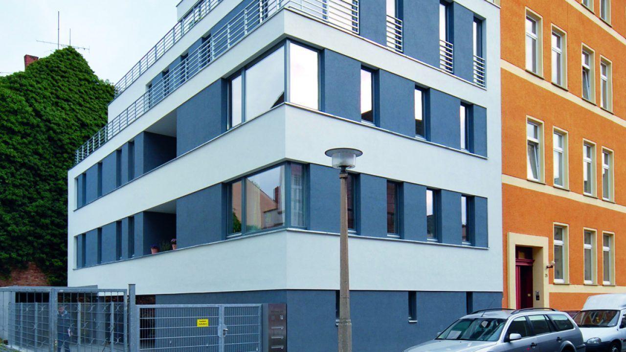 Bund deutscher architekten mehrfamilienhaus m hlweg 24a for Mehrfamilienhaus berlin