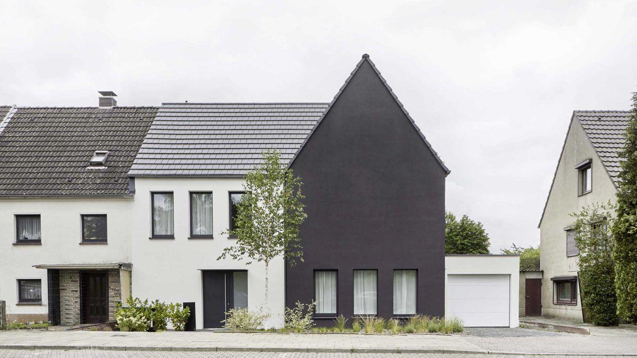 Bund Deutscher Architekten » Einfamilienhaus Saarbrücker Weg ...