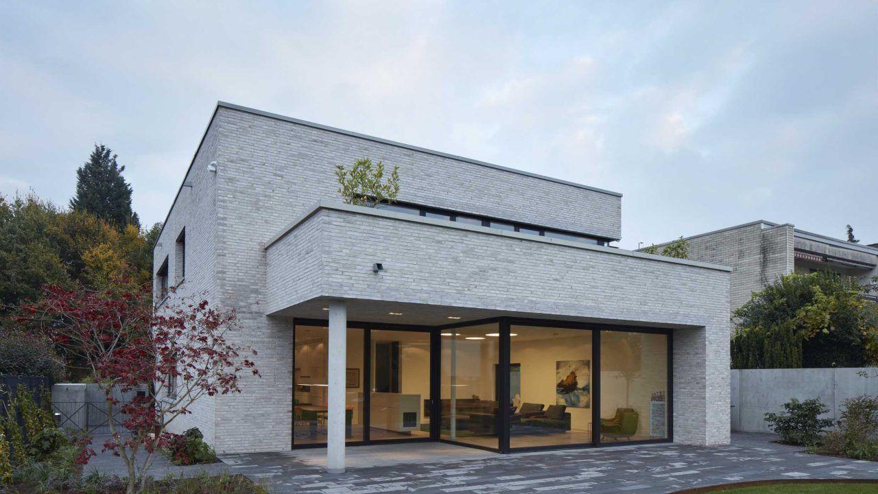 Bund Deutscher Architekten Einfamilienhaus Velauer Strasse Mulheim