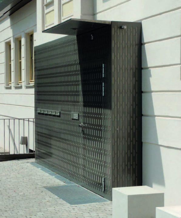 bund deutscher architekten wohnanlage am bergmann. Black Bedroom Furniture Sets. Home Design Ideas