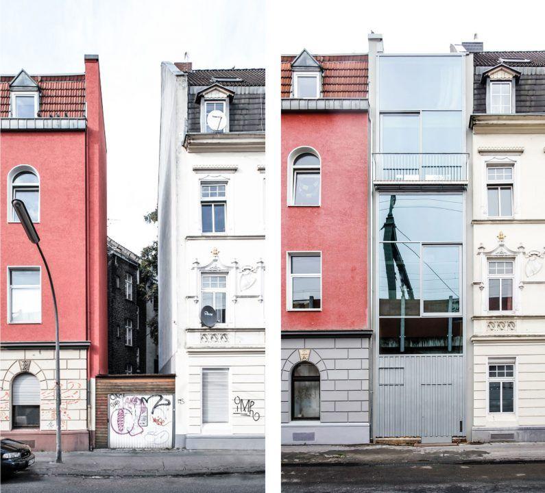 bund deutscher architekten baul cke k ln. Black Bedroom Furniture Sets. Home Design Ideas