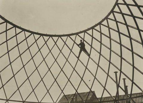 Foto: Otto-Bartning-Archiv TU Darmstadt, Fotograf unbekannt