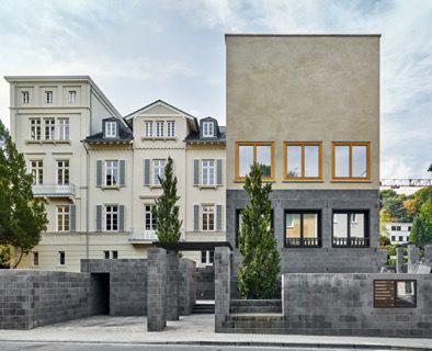 bund deutscher architekten auszeichnung guter bauten 2017 in bonn rhein sieg ergebnisse. Black Bedroom Furniture Sets. Home Design Ideas