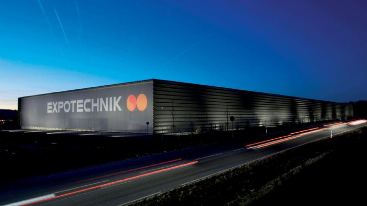 Bund Deutscher Architekten Logistikzentrum Expotechnik