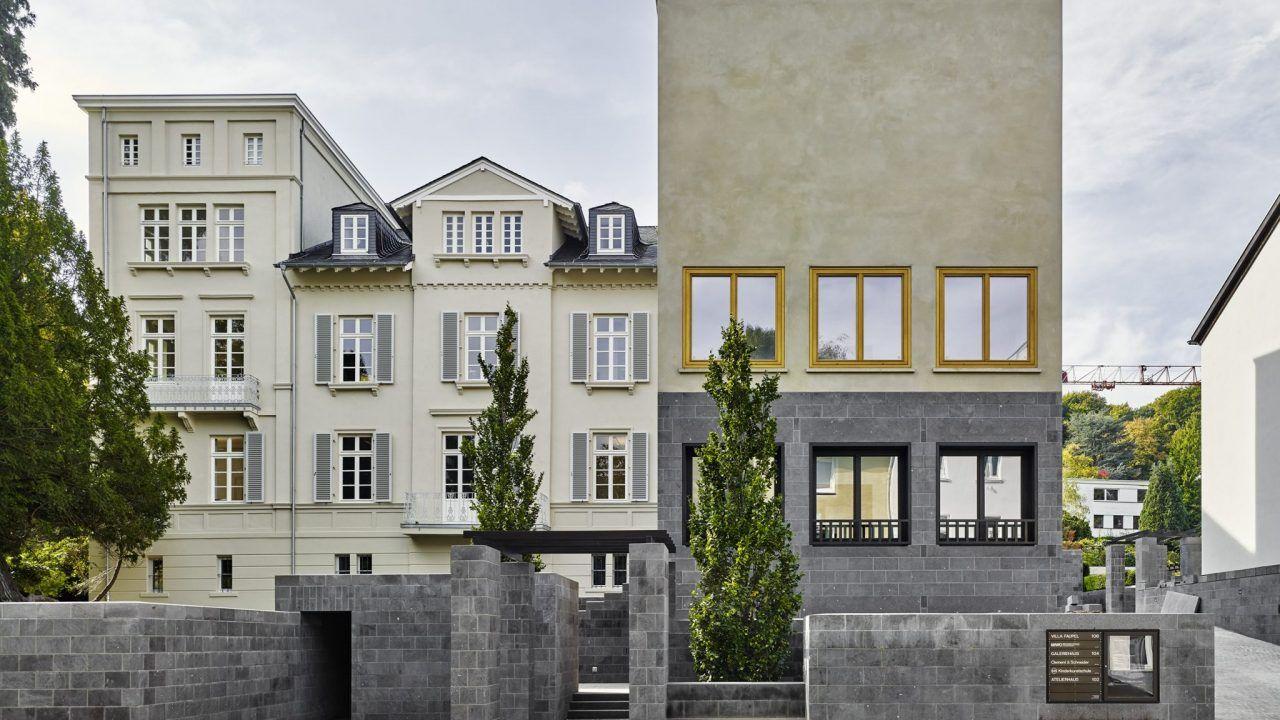 Architekt Bonn bund deutscher architekten galerie und atelierhaus bonn