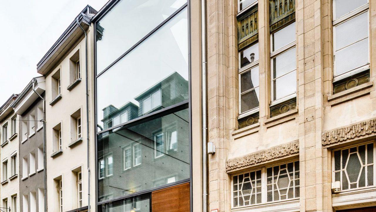 Architekten Düsseldorf bund deutscher architekten galerie café kapuzinergasse düsseldorf