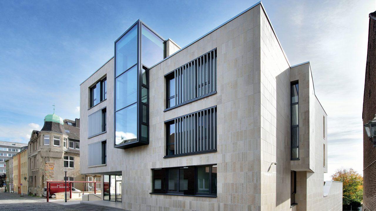 Architekt Mönchengladbach bund deutscher architekten stadtmauerhaus wohn und