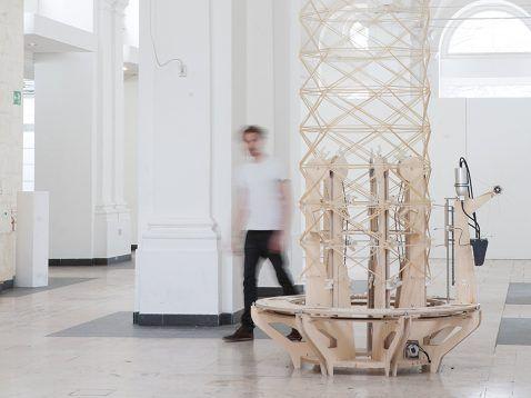 Foto: Bastian Beyer, Growing Structures