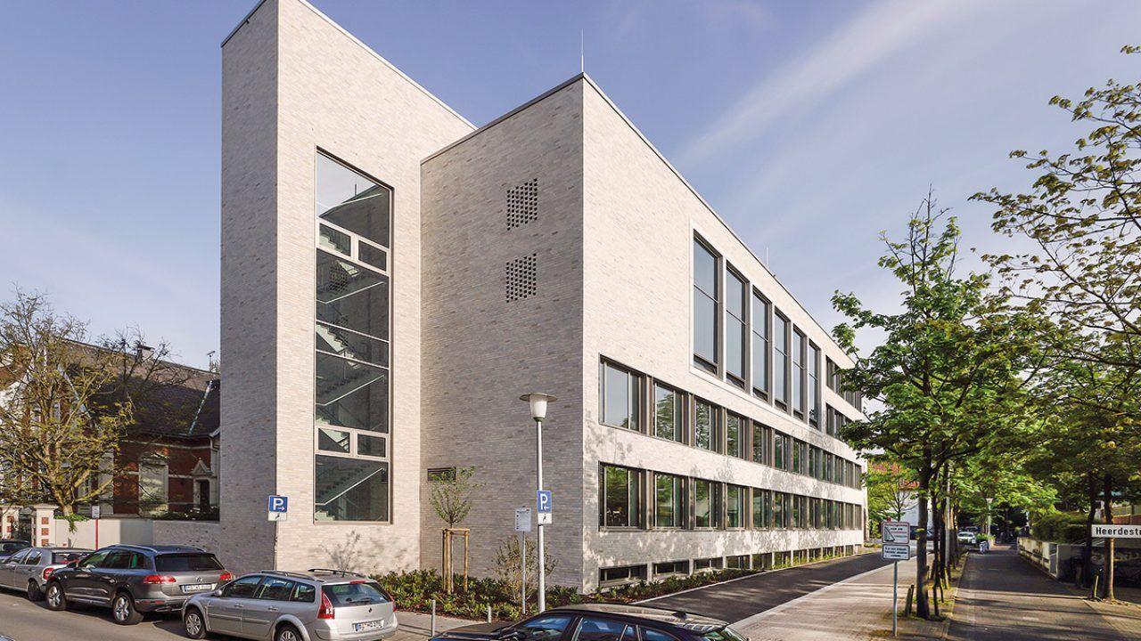 Bund deutscher architekten schillergymnasium m nster - Heupel architekten ...