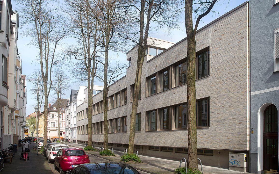 bund deutscher architekten schillergymnasium m nster. Black Bedroom Furniture Sets. Home Design Ideas