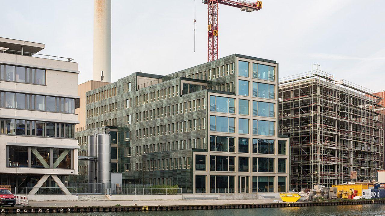 Münster Architekten bund deutscher architekten h7 büro und verwaltungsgebäude münster