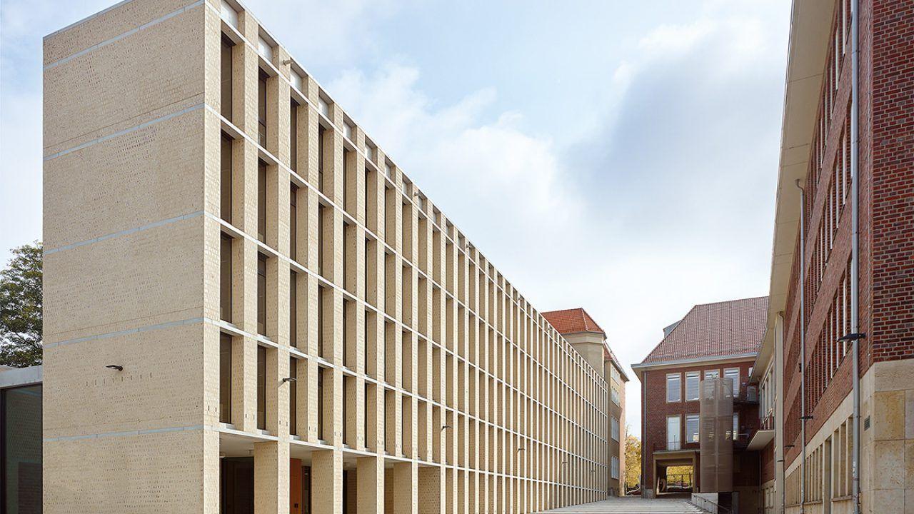 Architekt Münster bund deutscher architekten philosophisches seminar am domplatz